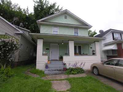 Single Family Home For Sale: 1803 McVeigh Avenue