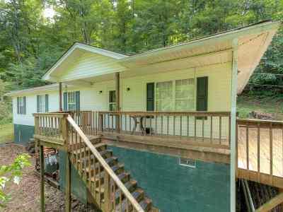 Scott Depot Single Family Home For Sale: 108 Dam Road