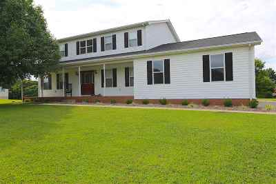 Proctorville Single Family Home For Sale: 21 Private Drive 155