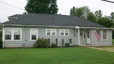 Proctorville Single Family Home For Sale: 49 Township Road 1055