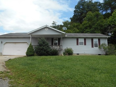 Chesapeake Single Family Home For Sale: 820 State Route 378