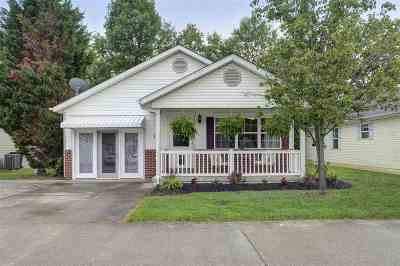 Barboursville Single Family Home For Sale: 14 Sunwatch Drive
