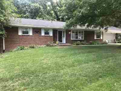 Single Family Home For Sale: 641 Amanda Furnace Drive