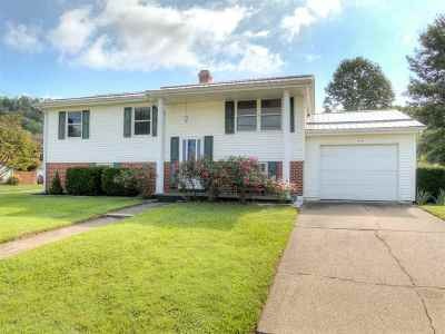 Barboursville Single Family Home For Sale: 254 Daugherty Drive
