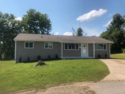 Hurricane Single Family Home For Sale: 326 Crestview Court