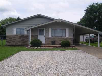 Proctorville Single Family Home For Sale: 75 Twp. Rd. 1106