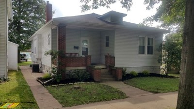Lawrence County Single Family Home For Sale: 1420 S 10th Street
