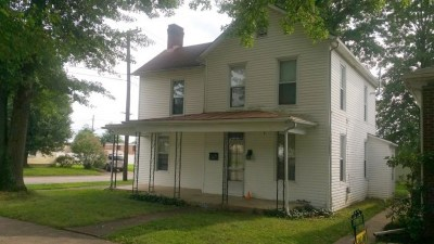 Ironton Single Family Home For Sale: 1422 S 10th Street