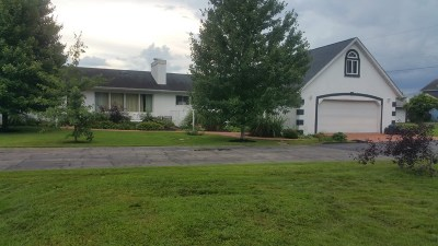 Lawrence County Single Family Home For Sale: 6650 County Road 1