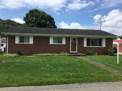 Barboursville Single Family Home For Sale: 1648 Union Avenue