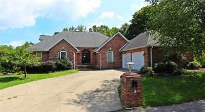 Ona Single Family Home For Sale: 12 Wildwood Oaks