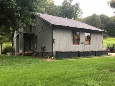 Lawrence County Single Family Home For Sale: 103 Pvt Rd 1086 Co. Rd. 57