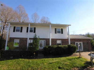 Huntington WV Single Family Home For Sale: $175,900