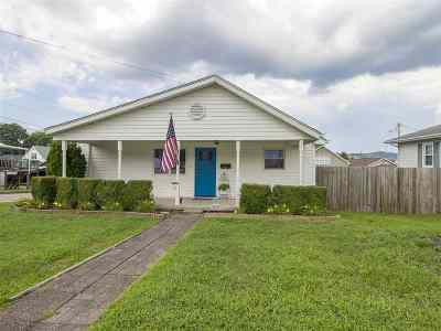 Barboursville Single Family Home For Sale: 604 Shaw Street