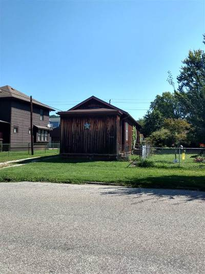 Ironton Single Family Home For Sale: 1213 S 5th Street