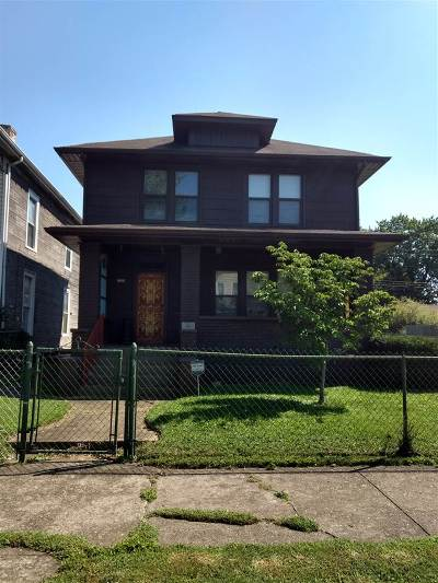 Ironton Single Family Home For Sale: 1209 S 5th Street