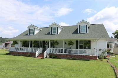 South Point Single Family Home For Sale: 1501 County Road 1