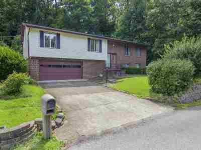 Huntington Single Family Home For Sale: 6234 Highland Drive