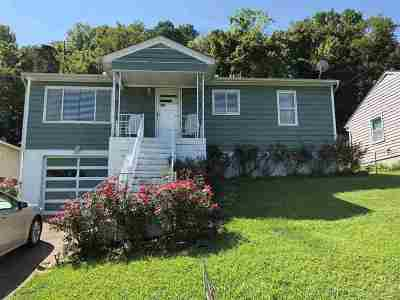 Huntington Single Family Home For Sale: 4769 Ohio River Road