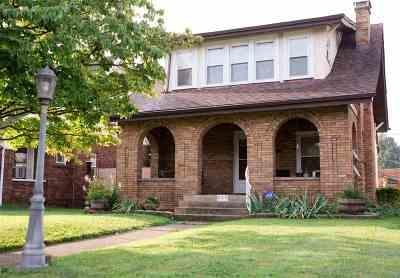 Huntington Single Family Home For Sale: 503 Jefferson Avenue