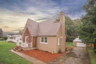 Huntington Single Family Home For Sale: 6887 Merritts Creek Road