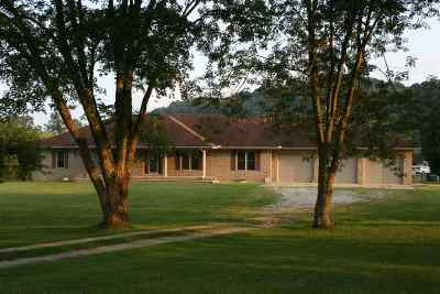 Single Family Home For Sale: 11400 State Route 243