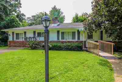Cross Lanes Single Family Home For Sale: 5509 Ampere