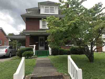 Ashland Single Family Home For Sale: 2520 Hampton Street