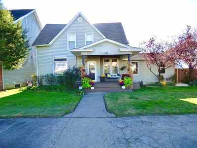 Ironton Single Family Home For Sale: 1712 S 5th Street