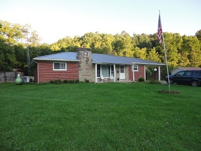Kitts Hill Single Family Home For Sale: 3370 Co Rd 6