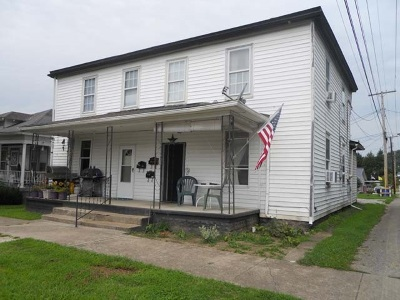 Ironton Multi Family Home For Sale: 711 Etna St.
