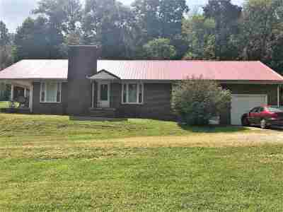 Kitts Hill Single Family Home For Sale: 1881 County Road 61