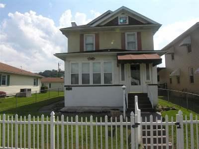 Kenova Single Family Home For Sale: 1914 Poplar Street