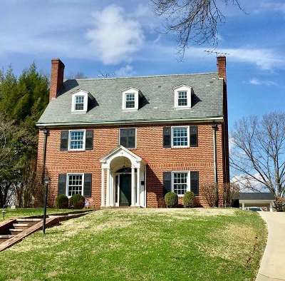 Huntington Single Family Home For Sale: 2122 Holswade Drive