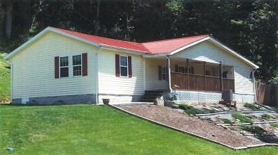 Huntington Single Family Home For Sale: 2007 Anton Drive