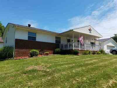 Ona Single Family Home For Sale: 140 Bethesda Drive