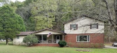 Barboursville Single Family Home For Sale: 6767 Grassy Lick Road
