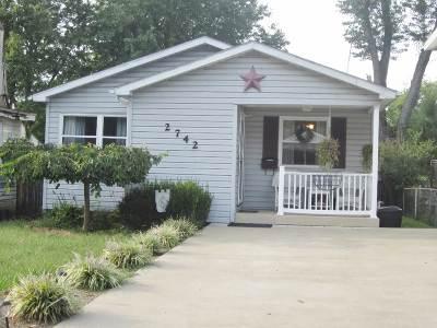 Huntington Single Family Home For Sale: 2742 Orchard Avenue