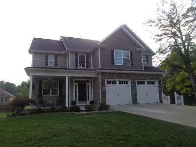 Huntington Single Family Home For Sale: 6251 Sturm Road