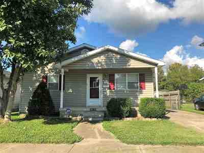Ironton Single Family Home For Sale: 1019 N 3rd Street