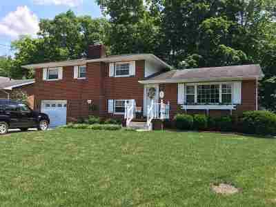 Huntington Single Family Home For Sale: 589 Tallwood Road