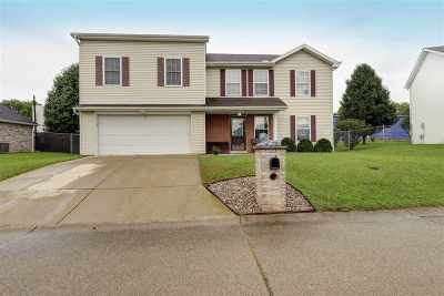 Hurricane Single Family Home For Sale: 510 Rosewood Place