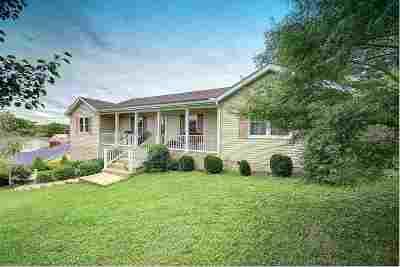 Scott Depot Single Family Home For Sale: 449 Scott Depot Road