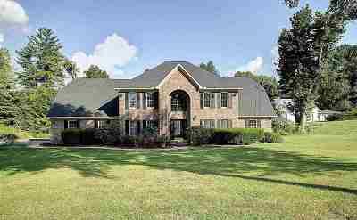 Scott Depot Single Family Home For Sale: 106 Maplewood Estates