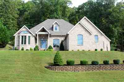 Barboursville Single Family Home For Sale: 109 St. Andrews Drive