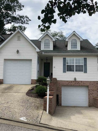 Barboursville Condo/Townhouse For Sale: 11 Piney Way