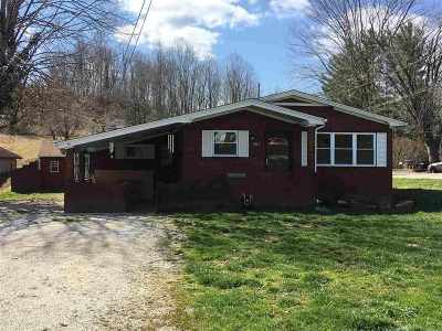 Ironton Single Family Home For Sale: 287 Township Road 111