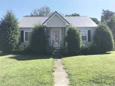 Ironton Single Family Home For Sale: 216 Means Street