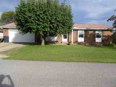 Proctorville Single Family Home For Sale: 55 Township Rd 1248
