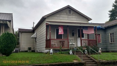 Ironton Single Family Home For Sale: 812 S 8th Street